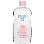 Johnson's Baby Oil - 14 fl oz
