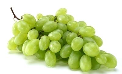 Grapes, green seedless 2 lbs