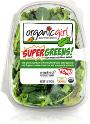 Organic Girl, Super Green