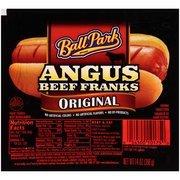 Ball Park Original Angus Beef Franks, Hotdogs 14 oz