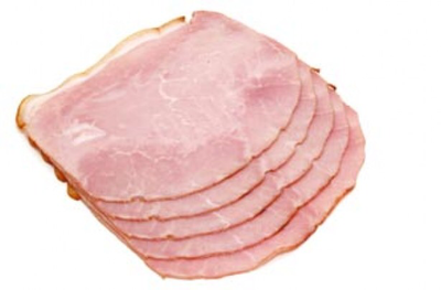 Applegate sliced ham (per lb)
