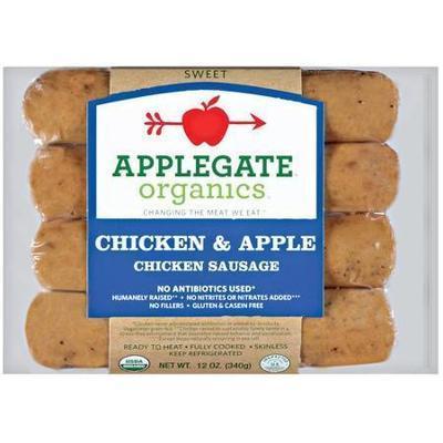 Applegate sausage