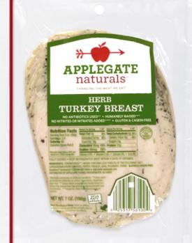Applegate herb turkey breast
