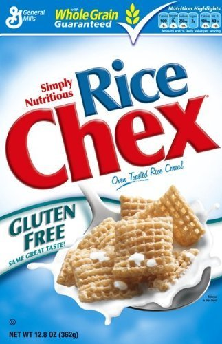 Chex Rice Cereal 13.8oz