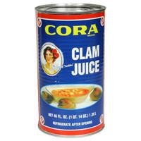Cora Clam Juice