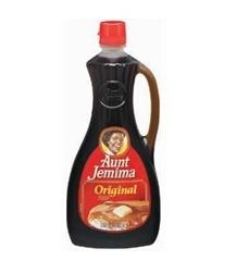 Aunt Jemima Original Pancake Syrup 24 Oz
