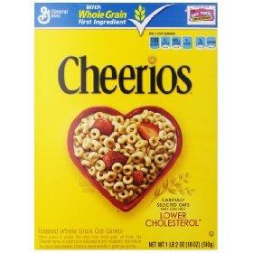 Cheerios Cereal, 12oz