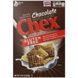 Chex Cereal, Gluten Free, Chocolate, 12.8 Ounce