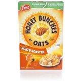 Honey Bunches of Oats, Crunchy Honey Roasted, 16 oz by Honey Bunches of Oats