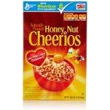 Honey Nut Cheerios Cereal, 17 Oz by Cheerios
