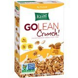 Kashi GOLEAN Crunch! Cereal, Honey Almond Flax, 14-Ounce