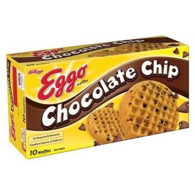 Kellogg's Eggo Chocolate Chip Waffles, 10ct