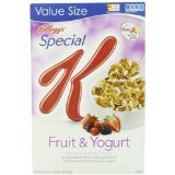Kellogg's Special K Cereal, Fruit and Yogurt, 12.5 Ounce