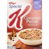 Kellogg's Special K Cinnamon Pecan Cereal, 12.1 Ounce