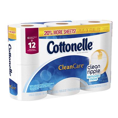 Cottonelle - toilet paper 6 rolls