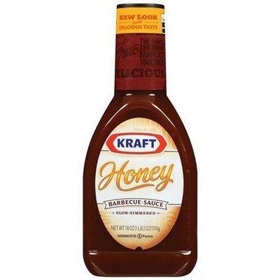 Kraft Honey Barbecue Sauce 17.5 oz