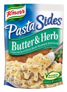 Knorr Side Dishes Butter & Herb Pasta, 4.4 oz