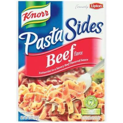Knorr Side Dishes: Beef Pasta Sides, 4.3 Oz