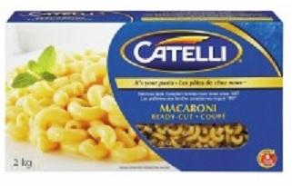 Classic Macaroni - Catelli® 2 kg