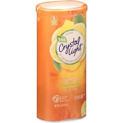 Crystal Light Iced Tea Decaf Drink Mix 8 qt