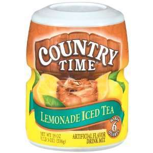 Country Time Lemonade Ice Tea, Makes 6 Quarts