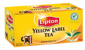Lipton Yellow Label Tea 25 pk