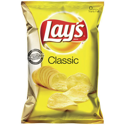 Lay's Classic Potato Chips, 10.5 oz