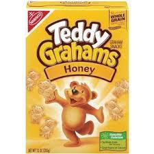 Nabisco Teddy Grahams Honey, 12.2 oz