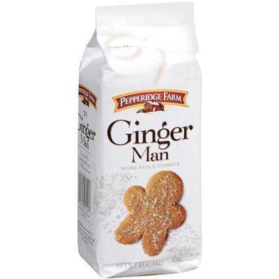 Pepperidge Farm: Ginger Man Home Style Cookies, 5 Oz