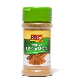 Ground Cinnamon, Durkee 2.8oz
