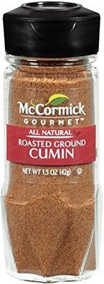 McCormick Gourmet Collection Roasted Ground Cumin, 1.5 oz