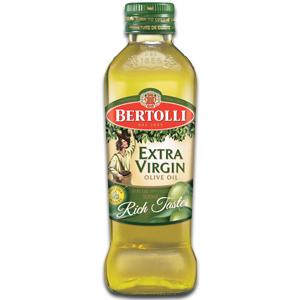 Bertolli, Extra virgin olive oil