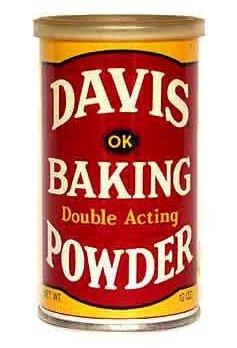 Baking Powder - Davis 12oz