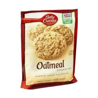 Betty Crocker Cookie Mix,Oatmeal, 17.5 oz.