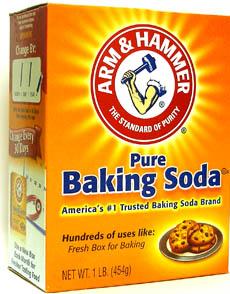 Arm & Hammer Baking Soda 16oz.