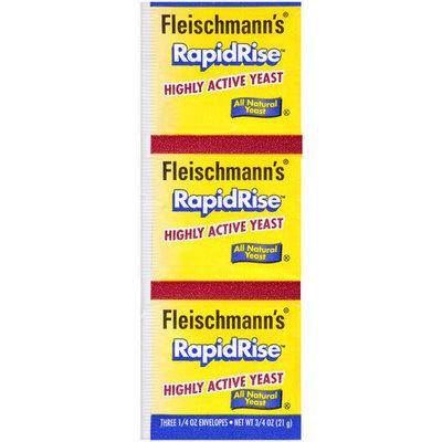 Fleischmann's Rapid Rise Yeast, 0.75 oz