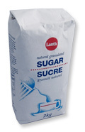 Sugar - Lantic Granulated