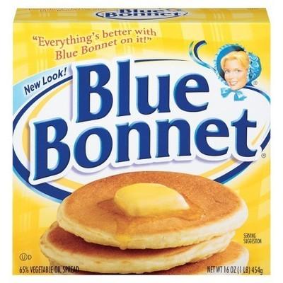 Blue Bonnet Margarine Sticks, 1 lb