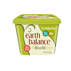 Earth balance butter - olive oil