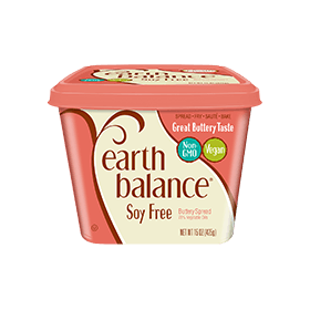 Earth balance butter - Soy free