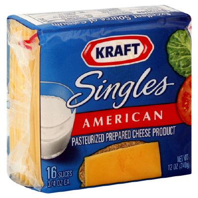 Kraft American Singles 16 slices