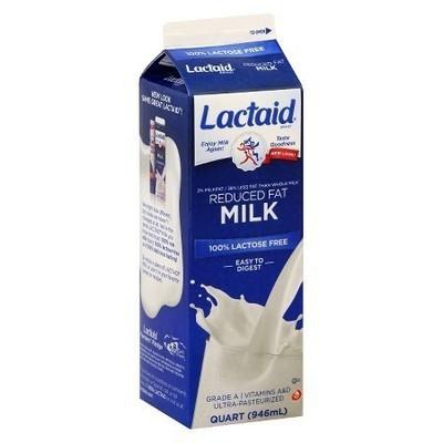 LACTAID® Lowfat 1% Milk 1 qt
