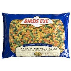 Birds Eye, Mixed Vegetables, 16 oz (Frozen)