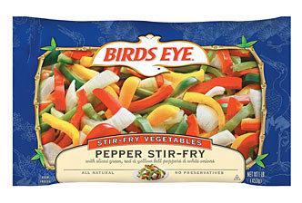 Birds Eye, Pepper Stir Fry, 16 oz (Frozen)