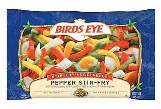 Birds Eye, Pepper Stir-Fry