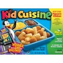 Kid Cuisine: Pop Star Popcorn Chicken Meal, 8.65 Oz