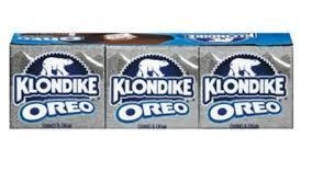 Klondike: Oreo Cookies & Cream Bar 4 Oz Ice Cream Bars, 6 Pk