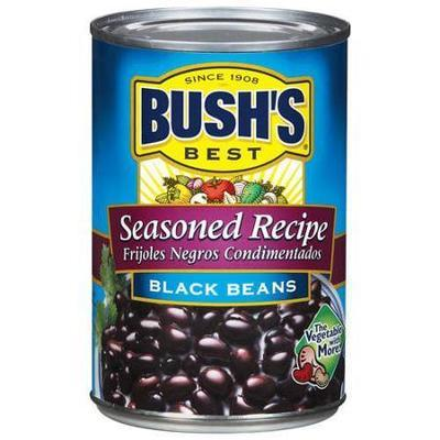 Bushs Best Black Beans, 15 oz