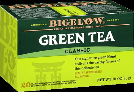 Bigelow Green Tea bags, 20 ct