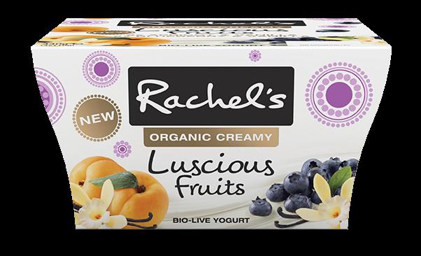 Rachel's organic yogurt